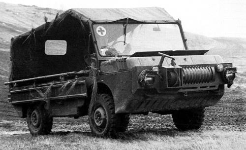 ЛуАЗ-967М (1972 – 1991 гг.)