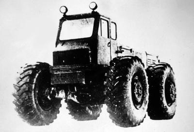 МоАЗ-542 (1962 – 1966 гг.)