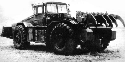 Инженерное оборудование на шасси МАЗ/КЗКТ-538
