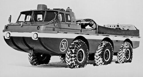 ЗИЛ-4906/49061 «Синяя птица» (1975 – 1991 гг.)
