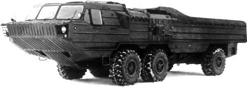 БАЗ-5947 (1979 – 1980 гг.)