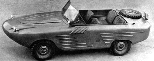 НАМИ-055/055Б (1958 г.)