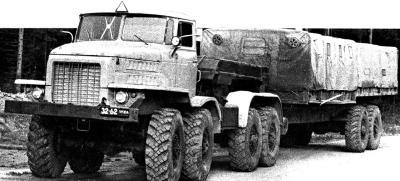 НАМИ-058 (1960 – 1967 гг.)