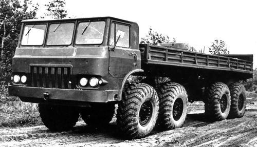 БАЗ-930/931 (1961 – 1964 гг.)