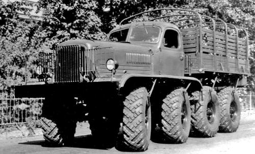 ЗИС-Э134 (1955 – 1956 гг.)