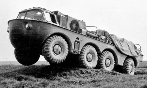 ЗИЛ-135/135Б/135Б2 (1958 – 1962 гг.)