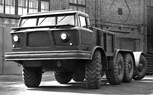 ЗИЛ-135Е (1960 – 1962 гг.)