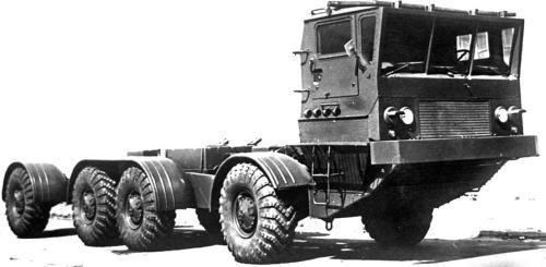 ЗИЛ-135К/135М (1960 – 1962 гг.)
