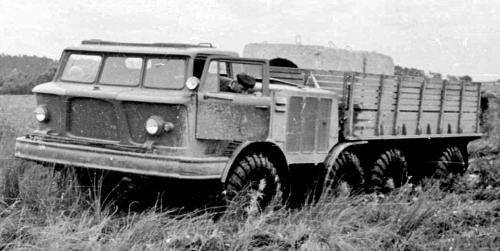 ЗИЛ-135Л/135ЛМ (1961 – 1964 гг.)