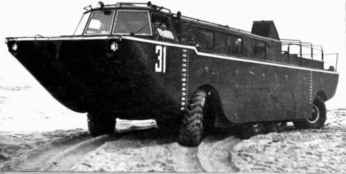 ЗИЛ-135П (1965 – 1970 гг.)