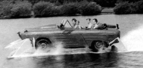 НАМИ-055В (1959 – 1963 гг.)
