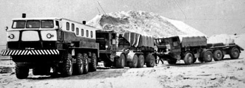 ЗИЛ-135КП (1969 – 1972 гг.)
