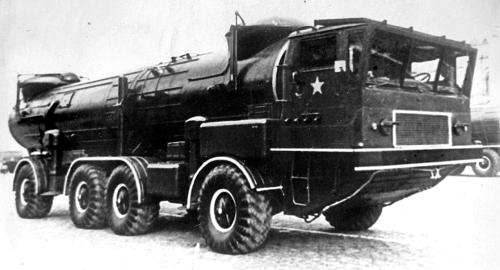 ЗИЛ-135К (1962 – 1964 гг.)
