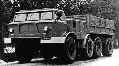 Серия ЗИЛ-135ЛМ (1964 – 1994 гг.)