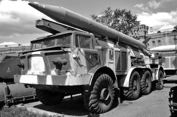 Ракетный комплекс «Луна-М» (1964 – 1986 гг.)