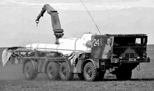 Разведывательный комплекс ВР-3 «Рейс» (1972 – 1989 гг.)