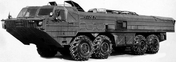 Ракетный комплекс «Ока» (1979 – 1987 гг.)