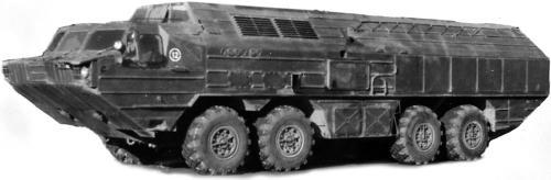 Специальные шасси БАЗ-6948/6954
