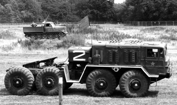 Семейство МАЗ/КЗКТ-537 (1963 – 1990 гг.)
