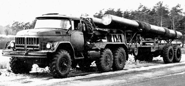 ЗИЛ-137 (1963 – 1978 гг.)