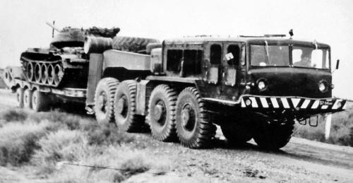 МАЗ-545 (1969 – 1977 гг.)