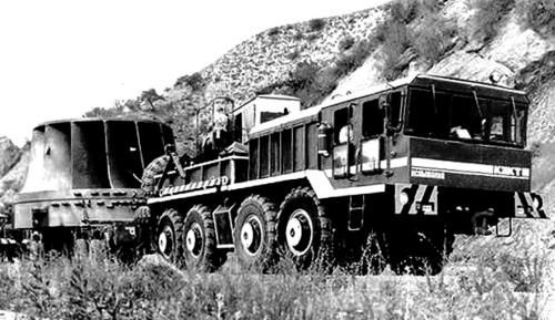 КЗКТ-7426/7427 (1978 – 1987 гг.)