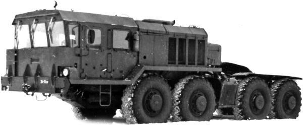 КЗКТ-7428 (1988 – 1991 гг.)