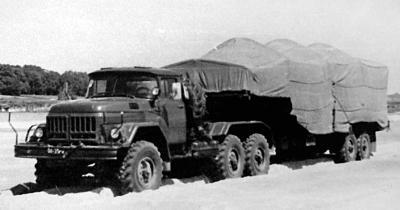 БАЗ-3405-9366 (1972 – 1982 гг.)