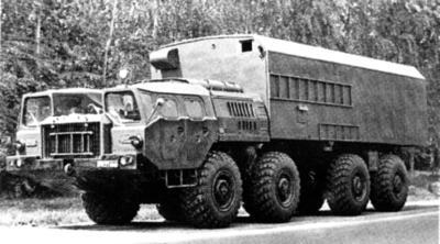 Стандартизованные кузова-фургоны