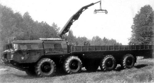 Система залпового огня 9К58 «Смерч» (с 1987 г.)
