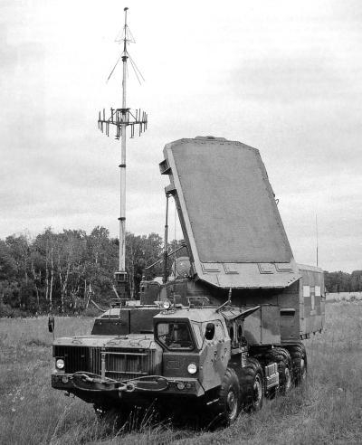 Машины связи, обнаружения и управления