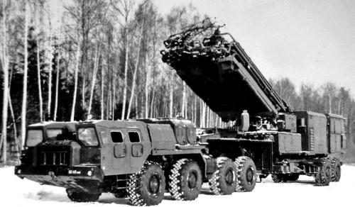 Седельный тягач МАЗ-74106 (1976 – 1994 гг.)