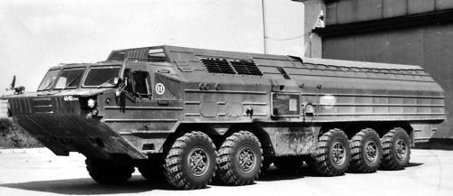 БАЗ-69481М (1987 г.)