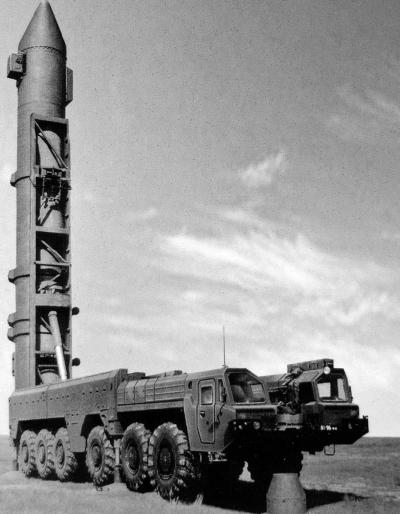 Ракетный комплекс «Темп-2С» (1971 – 1979 гг.)