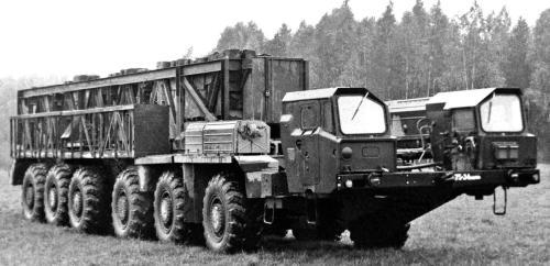 МАЗ-7905 (1980 – 1982 гг.)