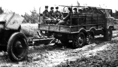 ГАЗ-34 (1964 – 1968 гг.)