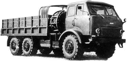 КрАЗ-253/259 (1962 – 1968 гг.)