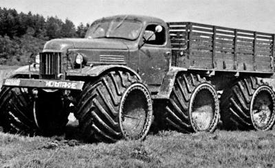 ЗИЛ-157Р (1957 г.)
