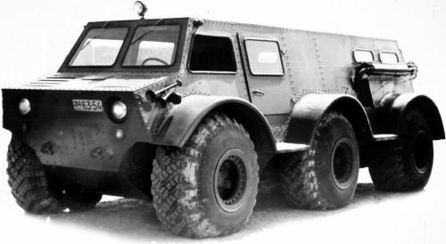 ЗИЛ-136 (1957 г.)