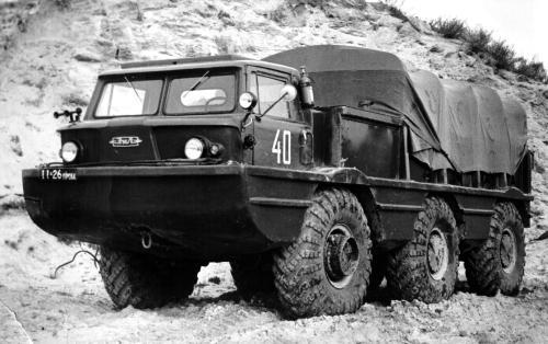 Семейство ЗИЛ-132 (1960 – 1976 гг.)