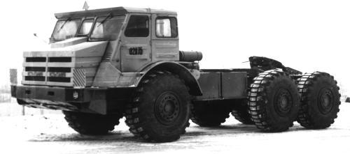 ЗИЛ-Э167 (1962 – 1965 гг.)