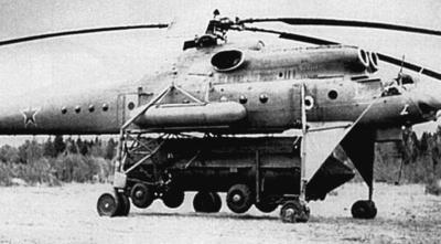 ЗИЛ-135В (9П116) (1962 – 1965 гг.)