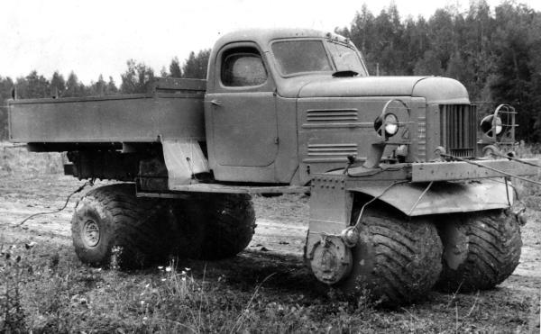 ЗИЛ-132С (1964 г.)