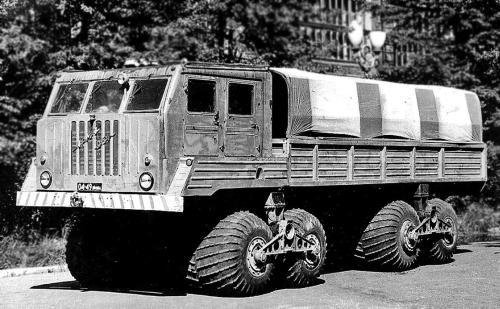 НАМИ-094 (ЭТ-8) (1963 – 1964 гг.)