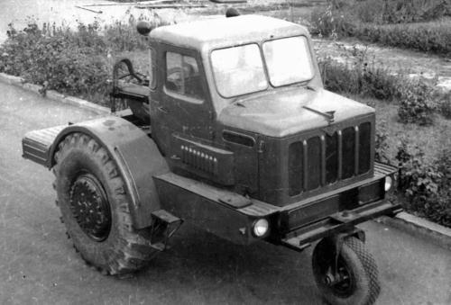 Семейство МАЗ-529 (1956 – 1973 гг.)