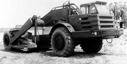 МоАЗ-546/546П (1963 – 1989 гг.)