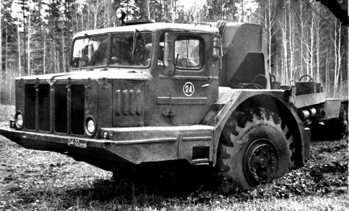 КЗКТ-932 «Зауралец» (1963 – 1969 гг.)