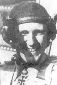 После тяжелых ранений и частичной парализации оберлейтенант Гюнтер Ралль вернулся в 8./JG-52 28 августа 1942г., а через два месяца он стал кавалером Рыцарского креста с дубовыми листьями. Войну Ралль завершил, заняв по результативности почетное третье место среди летчикев-истре- бителей люфтваффе.