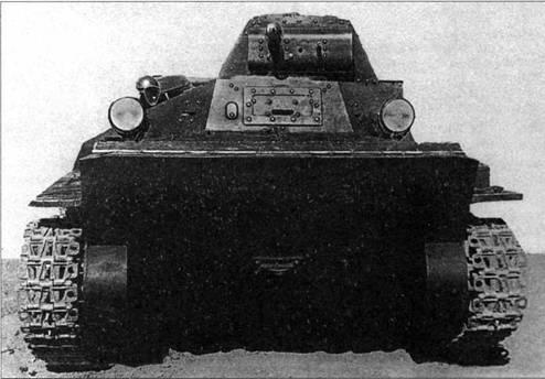 Фотографии опытного танка 010 (образец №6/2 с подвеской по типу тягача «Комсомолец») во время испытаний на полигоне. НИБТ полигон, июль 1939 года.