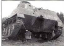 Нанесение цифрового номера на тыльной стороне башни было очень характерным для тактической идентификации танков Красной Армии в первые месяцы войны. Предполагалось, что номер будет виден только «своим»: поддерживающим сзади танки пехоте и артиллерии, а для врага боевые машины, атакующие его позиции, не будут ничем выделяться. Но оказалось, что в быстро изменяющихся условиях боя подобное тактическое обозначение прежде всего малозаметно для своих войск.